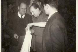 1960 J. Horvath, J. Thell, ?, 127RM