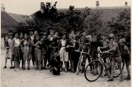 1960 Jahrgang 1947 Fahrradprüfung 13RG