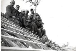1956er Hausbau P. Milleschitz 17MP