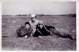 1960 M. Wagner, A. Wendelin (Tschunks), K. Pamer, 20EDA