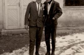 1960er A. Nicko, F. Planka 2PF