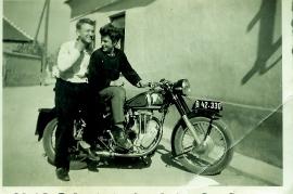 1959 W. Ranitsch, A. (Xandl) Rosner 4RW