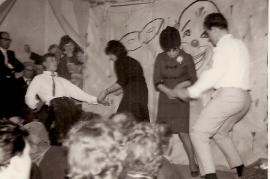 1960er  F. Planka, Tanz auf der Bühne 5PF