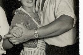 1958 li. Frida Schusterreiter, 67SG