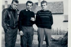 1957 J. Pepal Ranitsch, Gerhard Ranitsch, Willi Ranitsch, 8RW