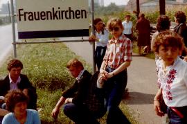 1979 Fußwallfahrt Frauenkirchen 101M