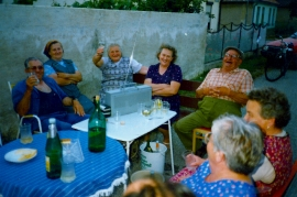 1988 Matthias Dürr, Rosa Hoffmann, Erna Ehrenreich, Paula Ebner, Johann Hoffmann 14DEM