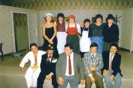 1980er Theatergruppe Zurndorf 34ZJ