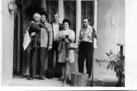1980er Fam. Kieszler und Harmat 39HR