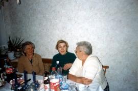 Dürr Karoline, Fini, Helli Simonich