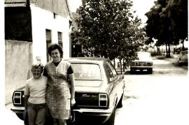 Kuhne 31 Karli mit Mama
