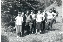 Kuhne 35 Ausflug mit Fam. Lambert u. Sochr