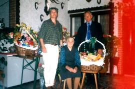 1999 Toth Maria 90.Geb.