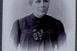 1900 Maria Szakolczai 130RW