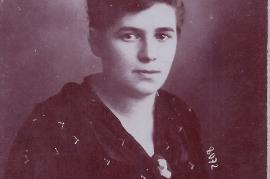 1910er Horvath Katharina 17SL
