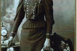 1900er E. Zechmeister Mutter v.( J. Zechmeister geb. 1921) 17ZJ