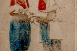 1880er   li. Lorenz Zechmeister UH.1, 1AH