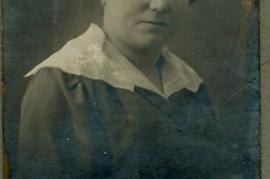1900er Maria Meixner UH. 1 2AH
