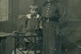 1910er ?, Karoline Horvath 8SL