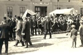 1933 Sängerchor, Volkstänzer 67BA