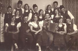 1933 Volkstanzgruppe Zurndorf 68BA